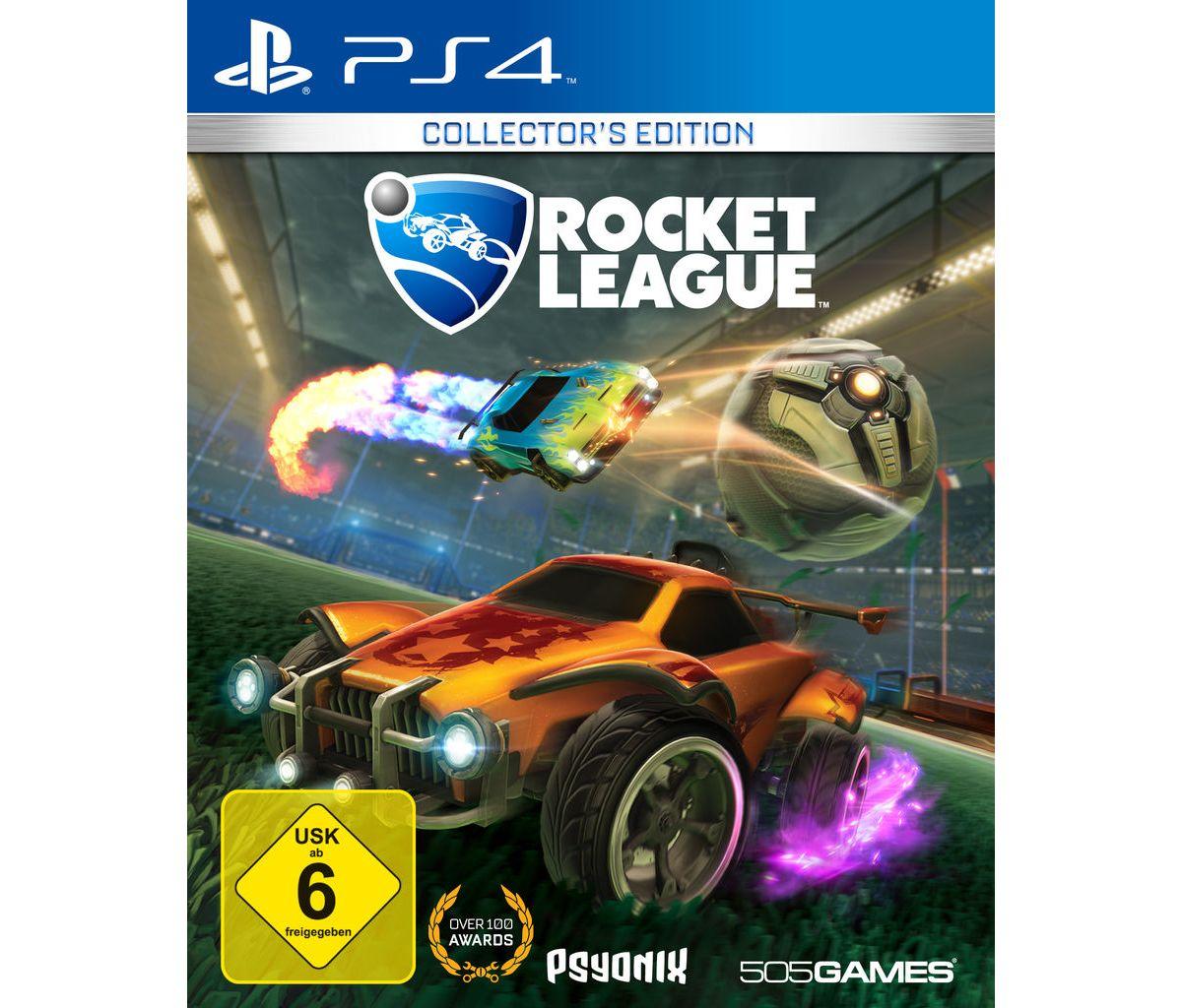 505 Games Playstation 4 - Spiel »Rocket League ...