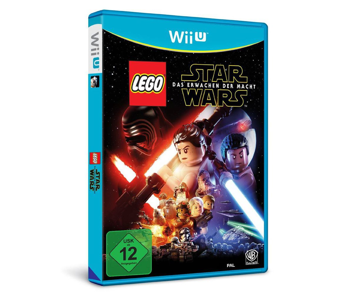Warner Games Wii U - Spiel »LEGO Star Wars: Das...