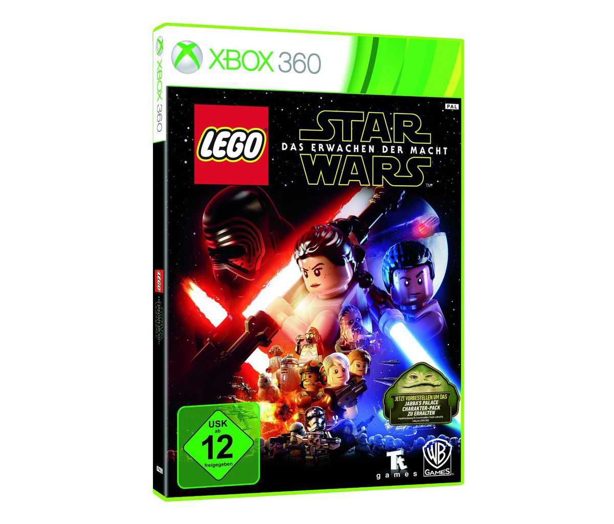 Warner Games XBOX 360 - Spiel »LEGO Star Wars: ...
