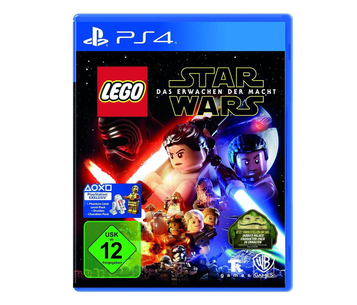Warner Games Playstation 4 - Spiel »LEGO Star W...