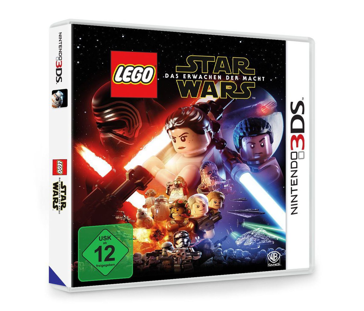 Warner Games Nintendo 3DS - Spiel »LEGO Star Wa...