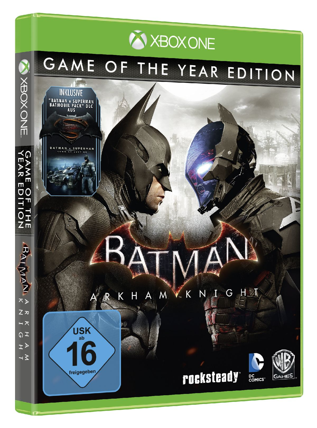 Warner Games Batman: Arkham Knight GOTY »XBox One«
