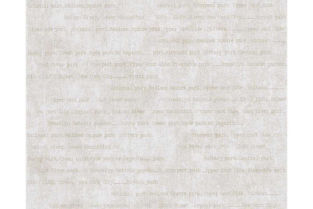 Papiertapete, Livingwalls, »romantische Mustert...