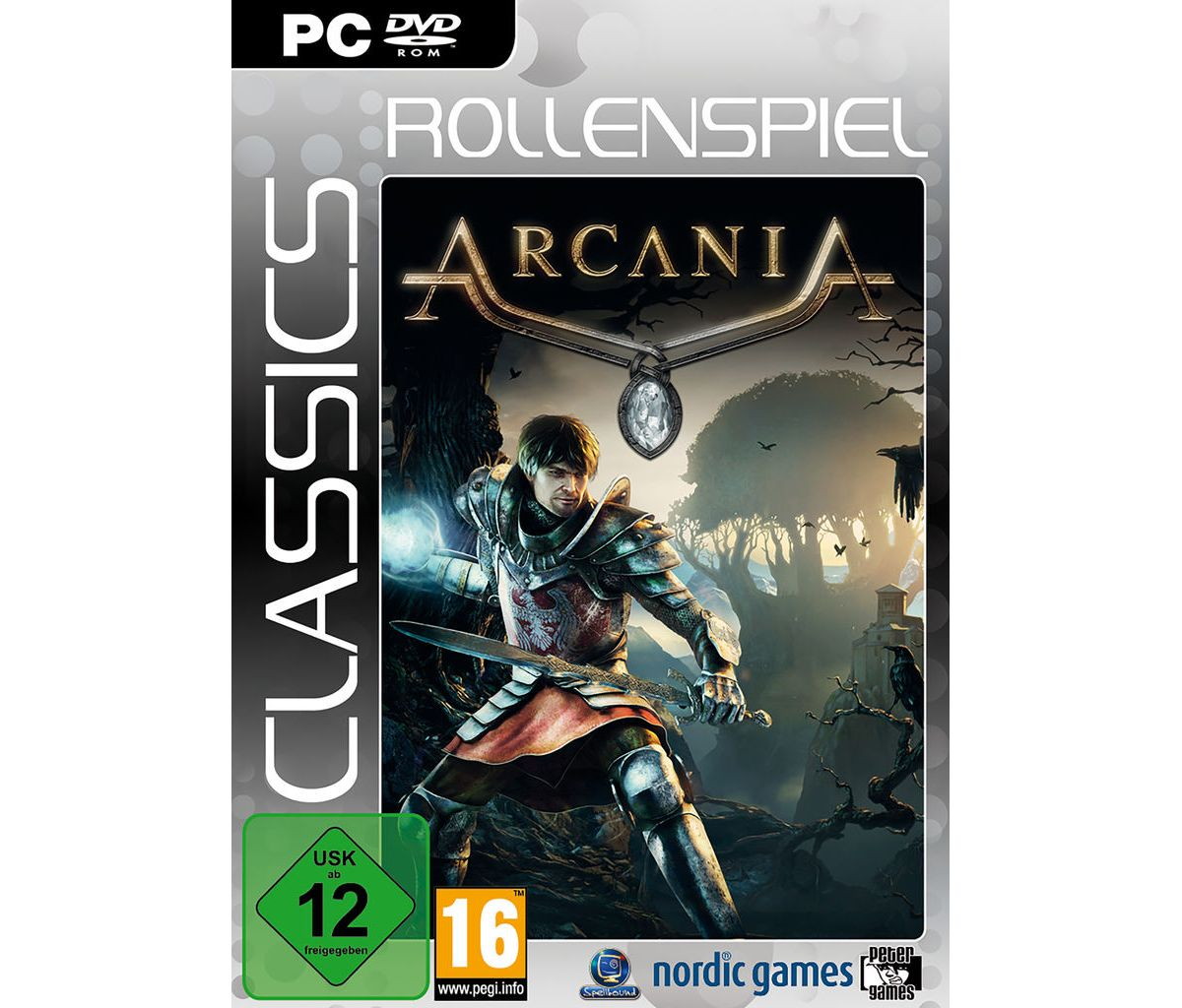 Morphicon PC - Spiel »ArcaniA - Gothic 4 (Rolle...