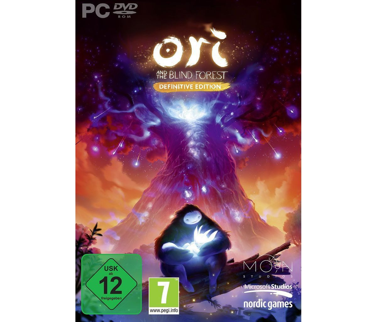 Nordic Games PC - Spiel »Ori and the Blind Fore...