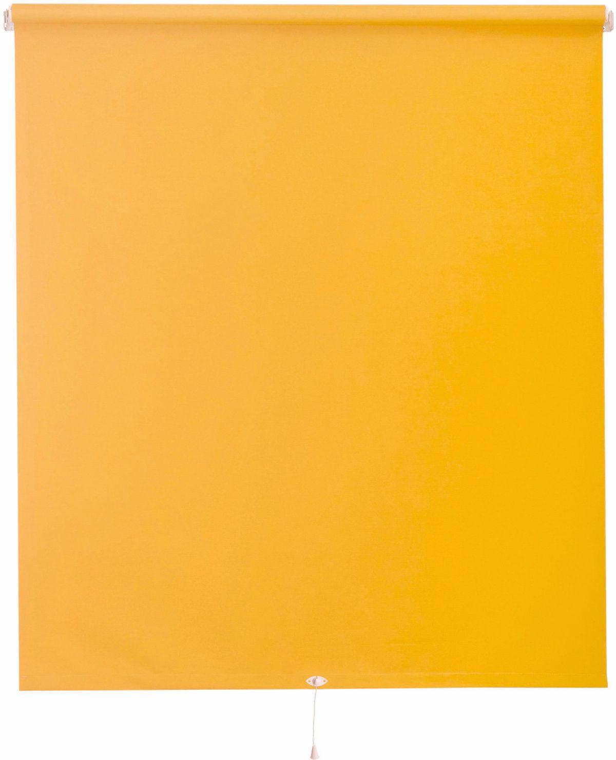 Springrollo, Sunlines, »Uni«, im Fixmaß (1 Stück), Verdunkelung