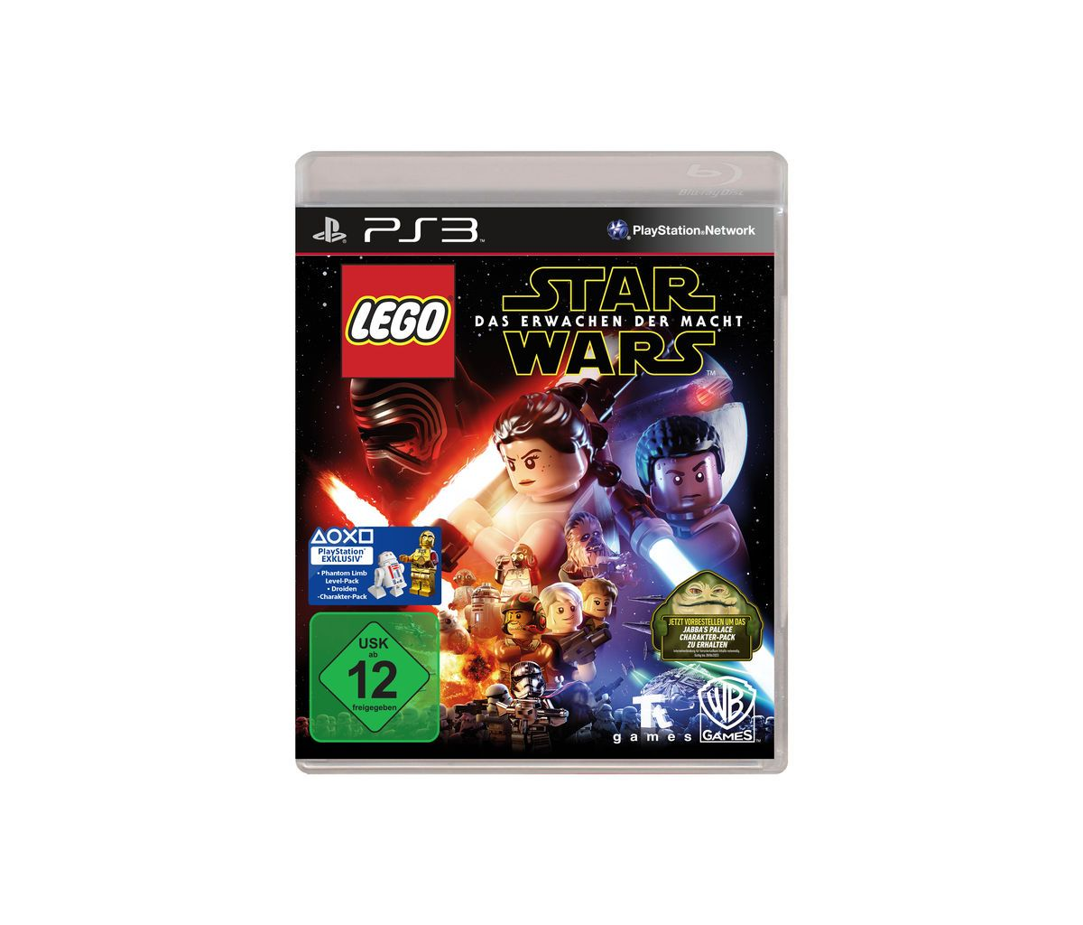 Warner Games Playstation 3 - Spiel »LEGO Star W...