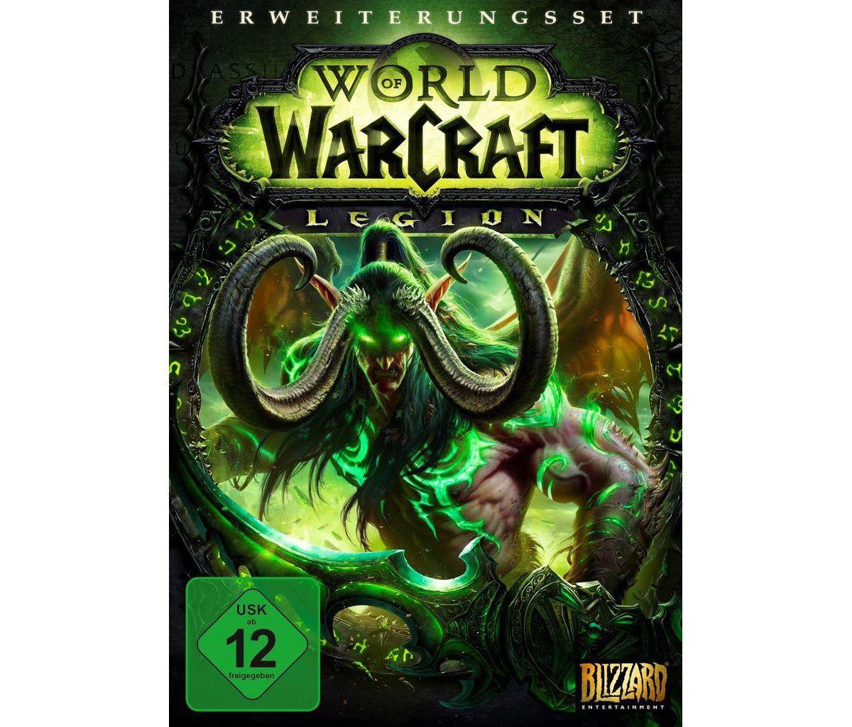 Blizzard PC - Spiel »World of Warcraft: Legion«
