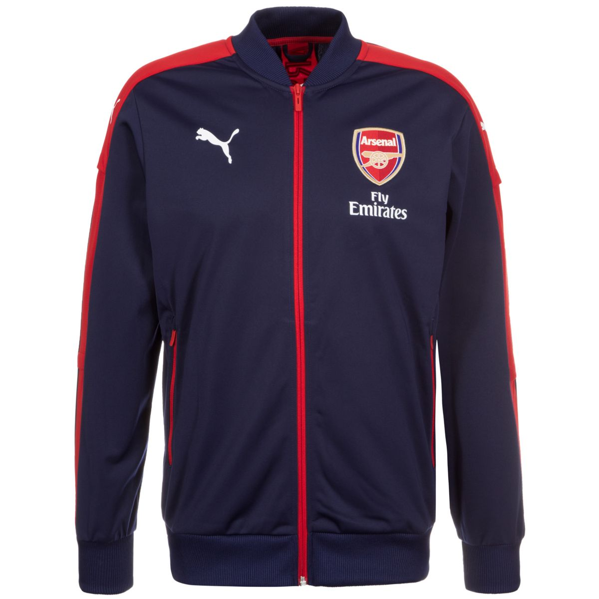 PUMA FC Arsenal Stadium Trainingsjacke Herren