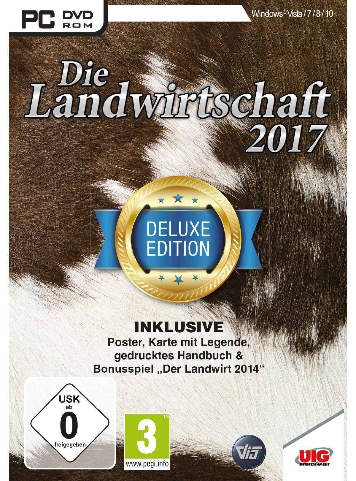 UIG Die Landwirtschaft 2017 - Deluxe Edition »PC«
