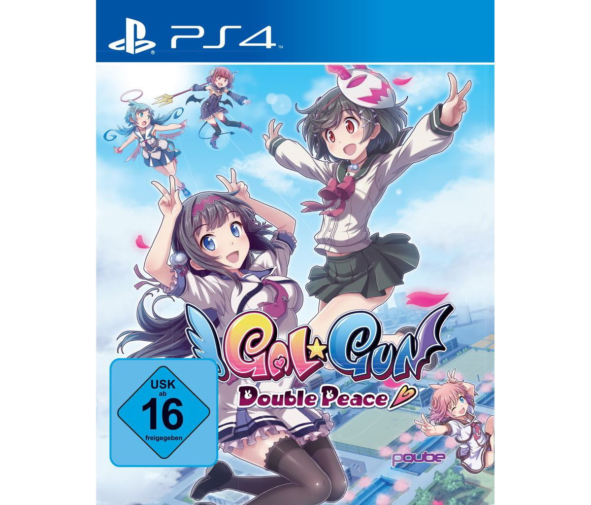 PQube Playstation 4 - Spiel »Gal Gun«