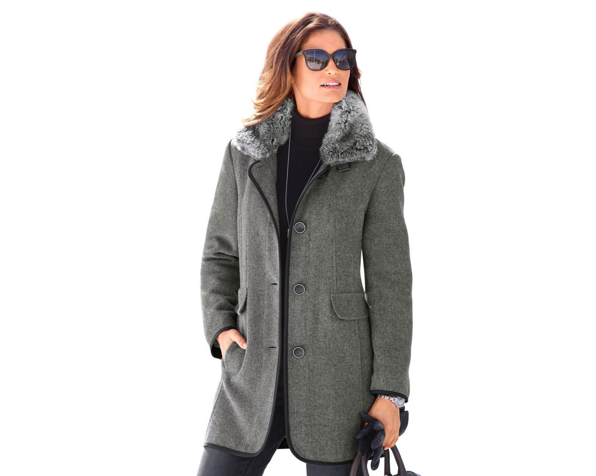 Wega Fashion Jacke mit Steppfutter