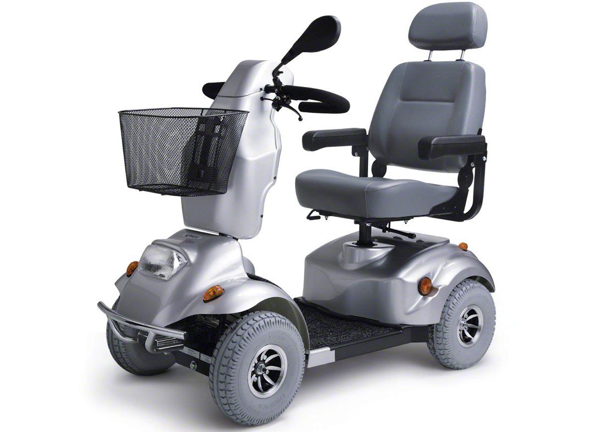 Vorschaubild von Dietz Reha Produkte Elektromobil, 15 km/h, »Alvaro«