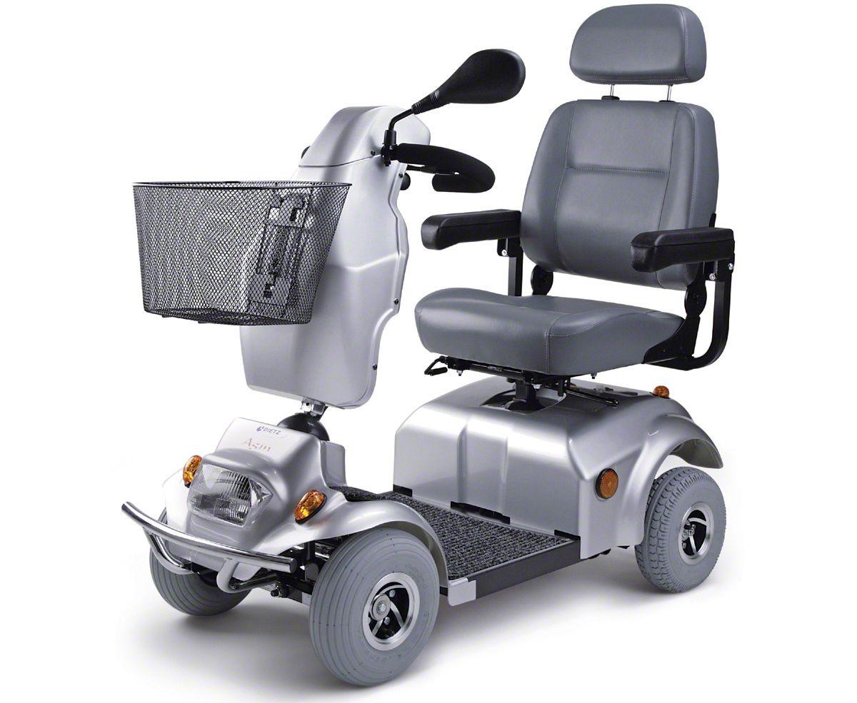 Vorschaubild von Dietz Reha Produkte Elektro-Scooter, 6km/h, »Agin«