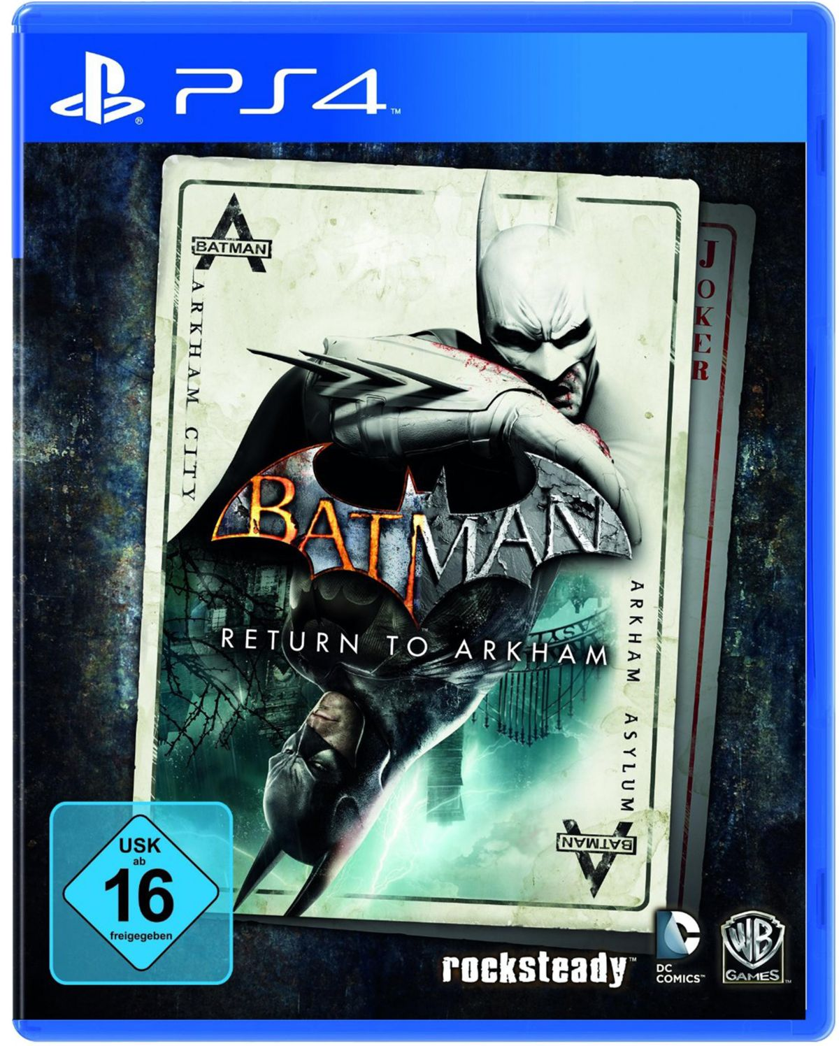 Batman: Return to Arkham PlayStation 4