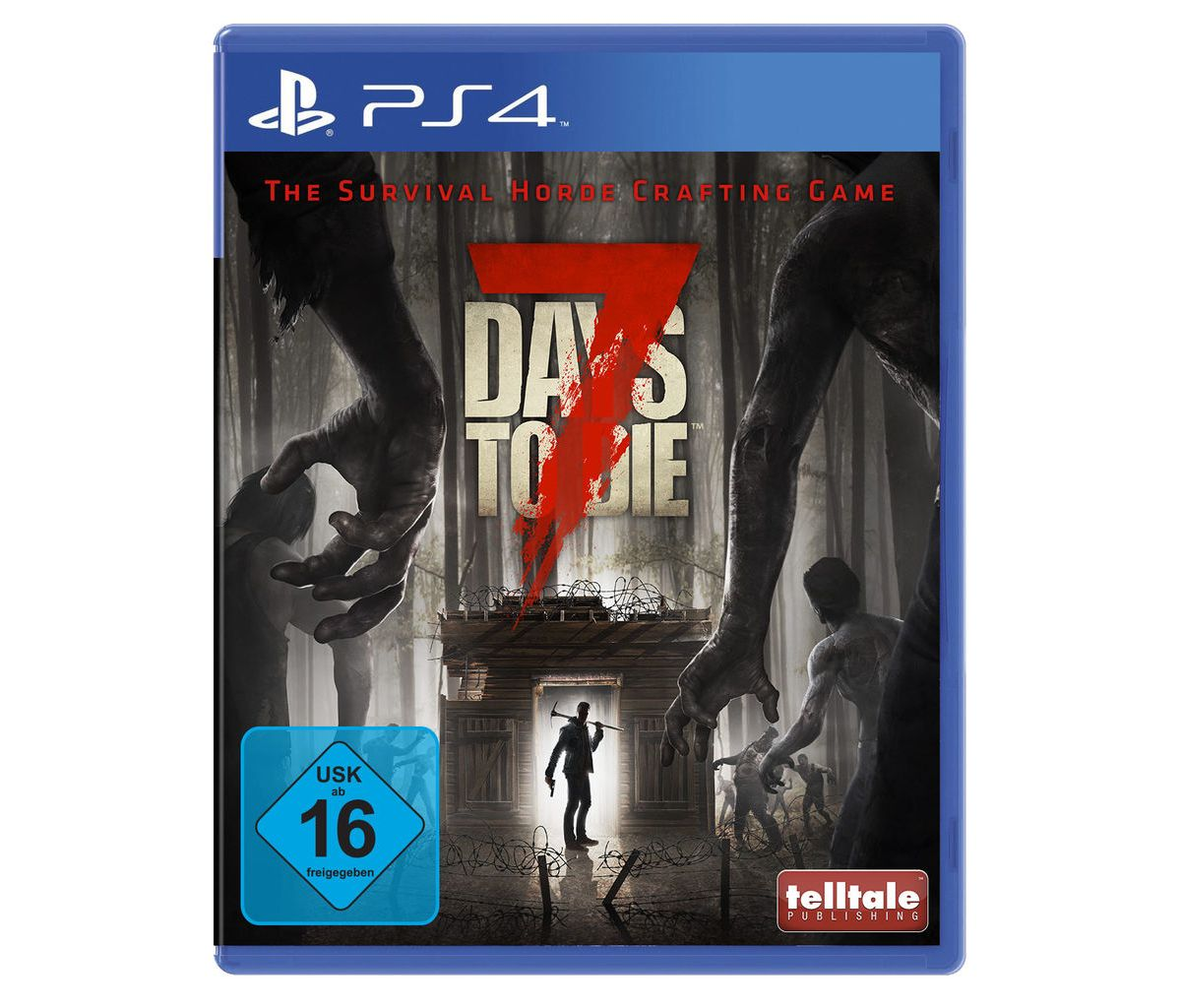Telltale Games Playstation 4 - Spiel »7 Days to...