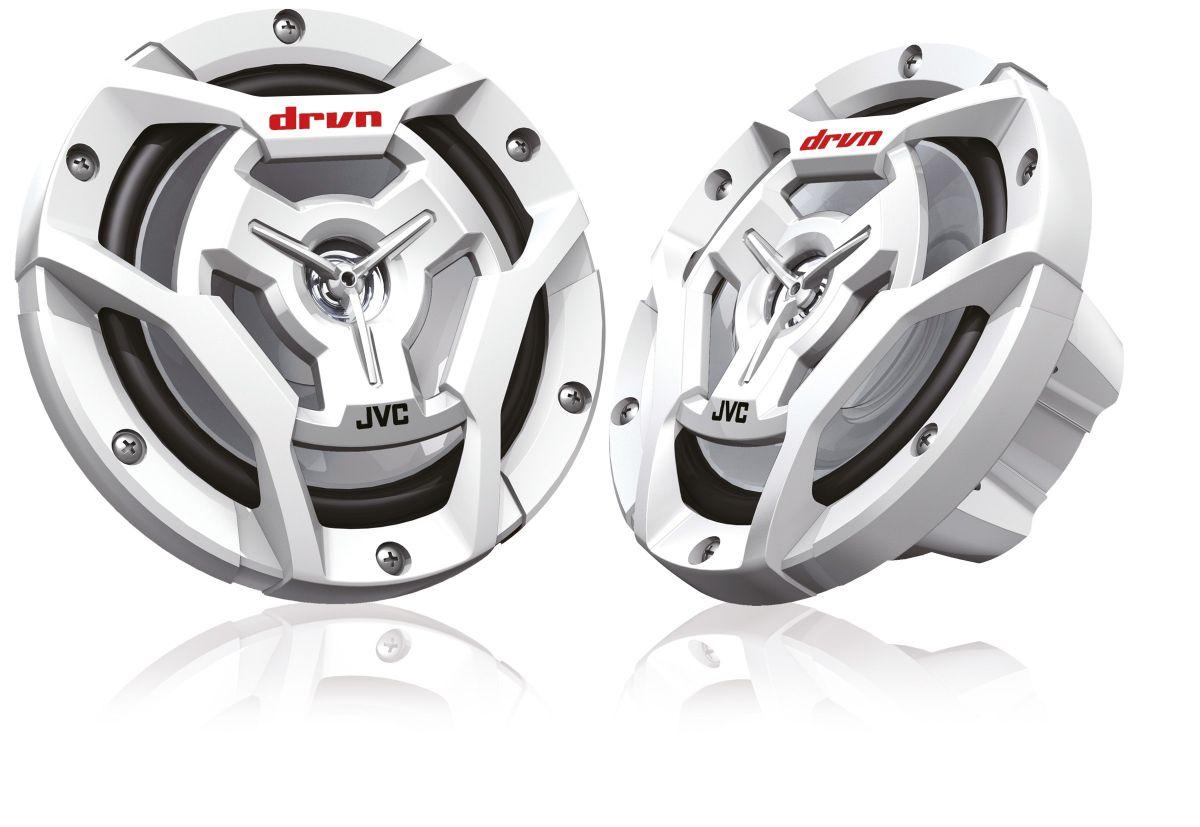 JVC 2-Wege Koaxial-Lautsprecher »CSDR6201MW«