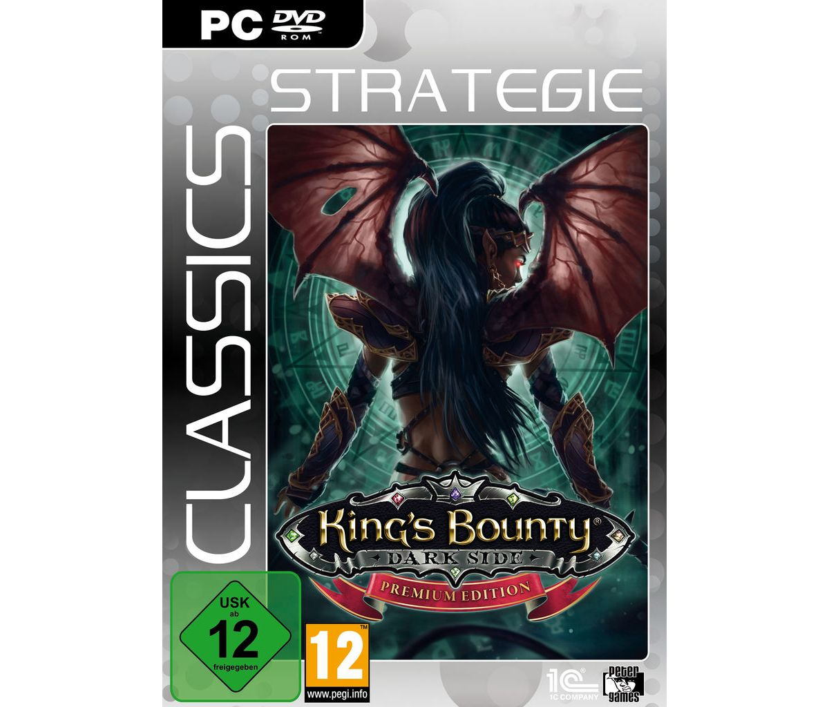 Morphicon PC - Spiel »Kings Bounty Dark Side (S...