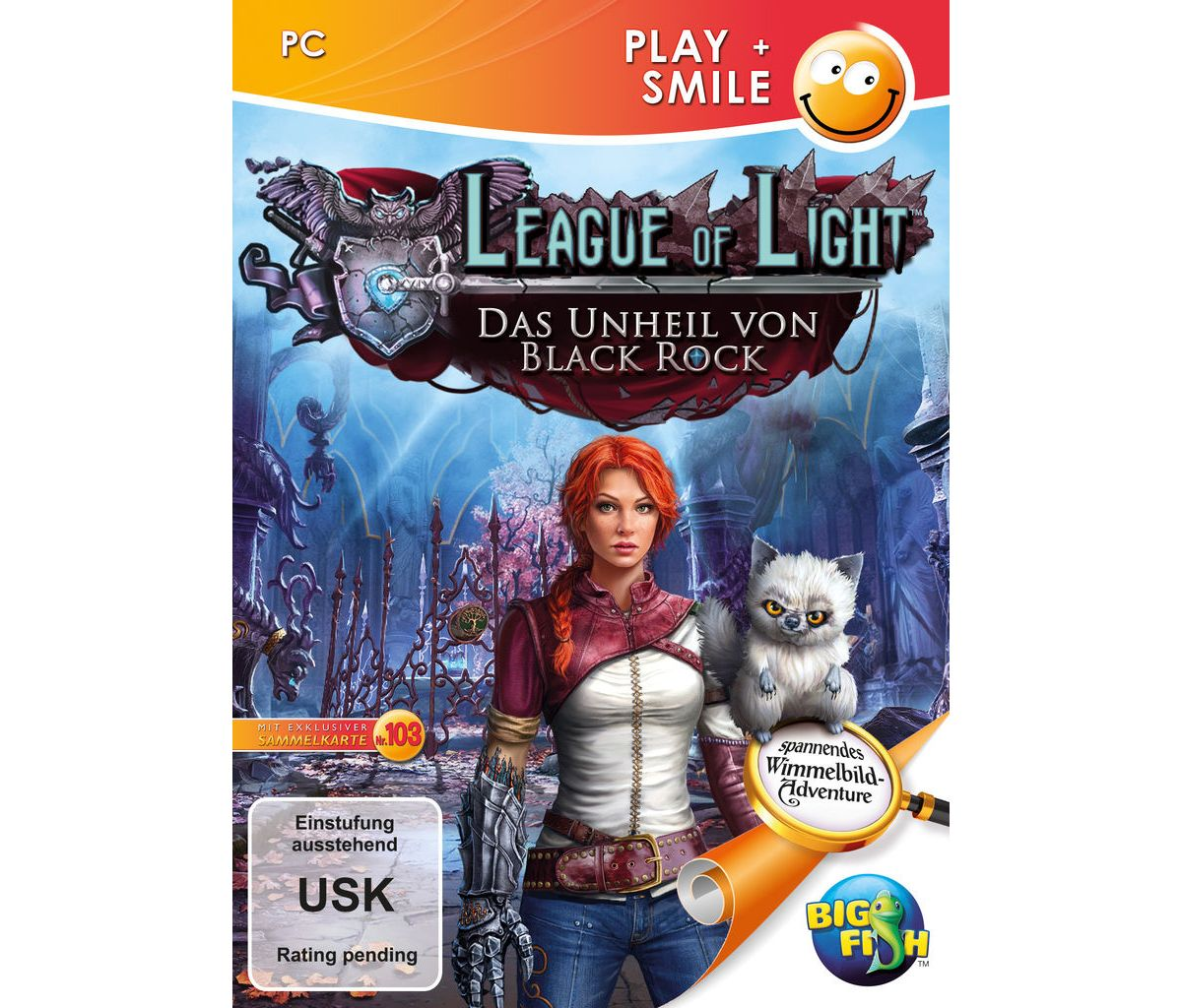 astragon PC - Spiel »League of Light: Das Unhei...