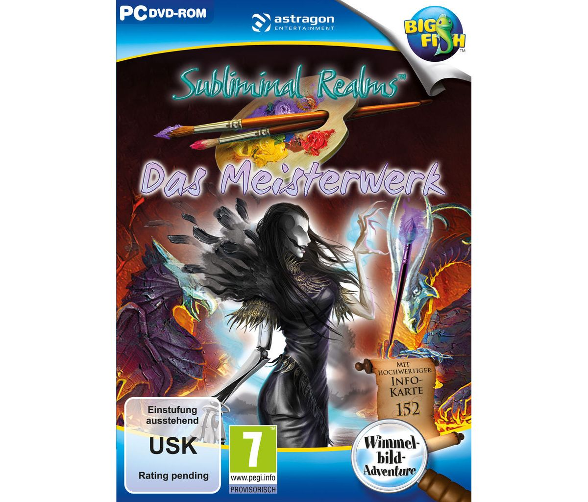 astragon PC - Spiel »Subliminal Realm: Das Meis...