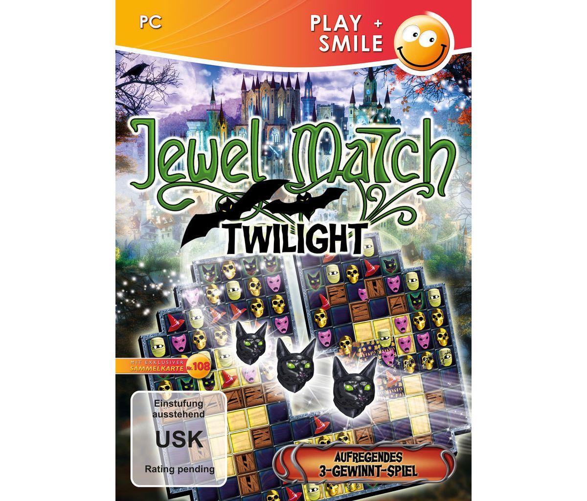 astragon PC - Spiel »Jewel Match: Twilight«