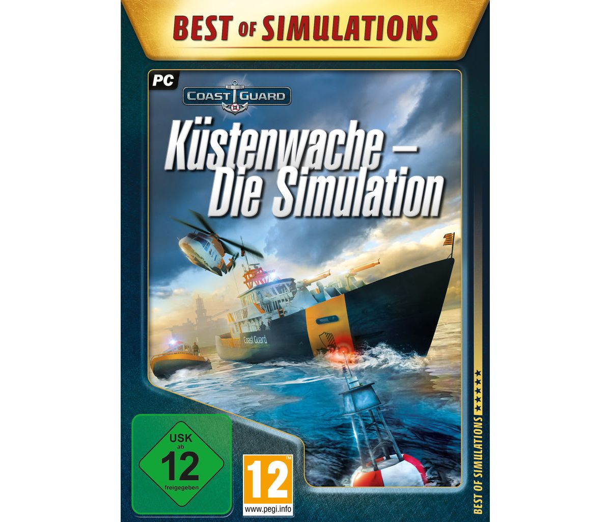 astragon PC - Spiel »Coast Guard: Küstenwache ?...
