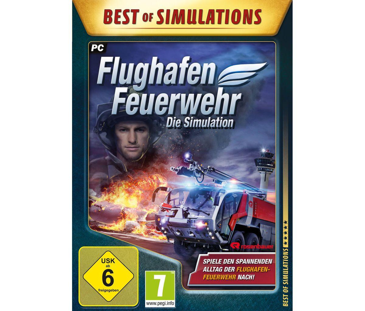 astragon PC - Spiel »Flughafen-Feuerwehr: Die S...