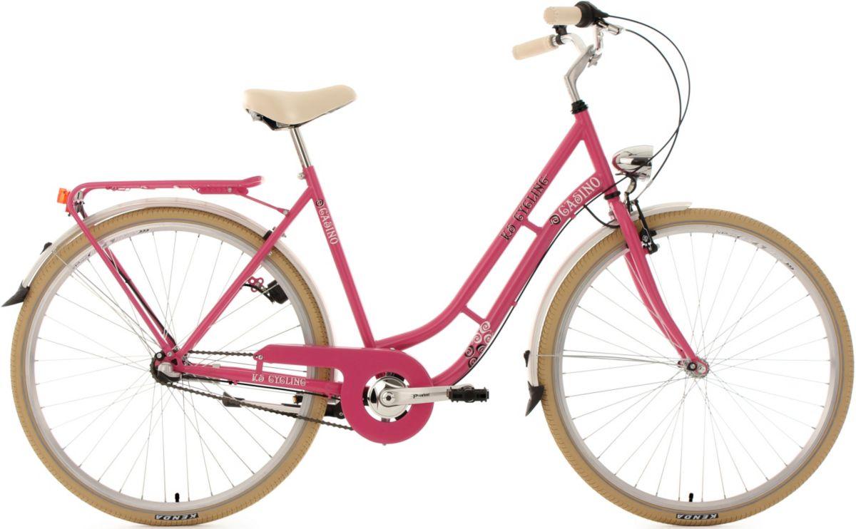 KS Cycling Damen-Cityrad, 28 Zoll, 3 Gang Shima...