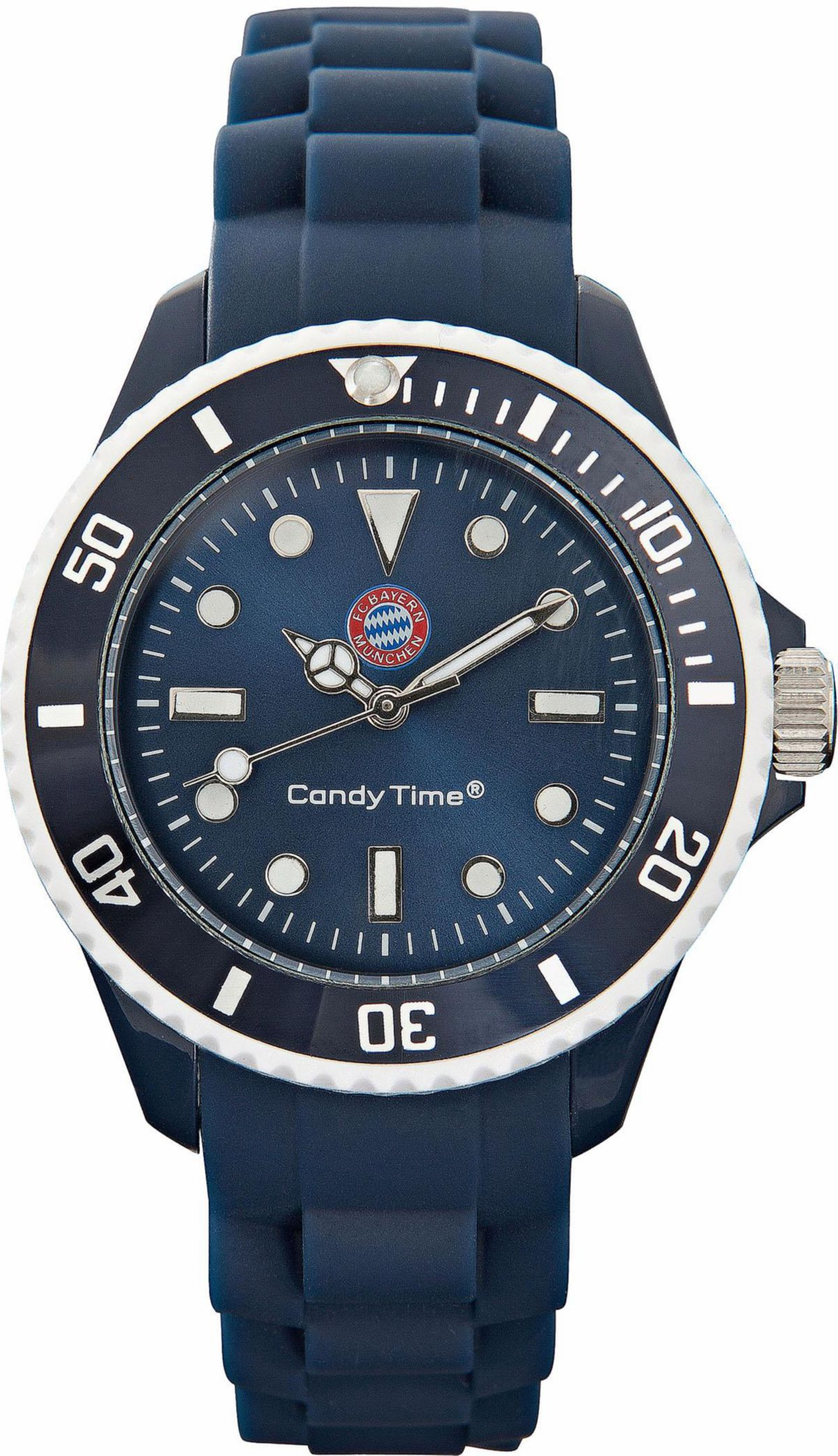 FC Bayern Quarzuhr »Candy Time, 15550«