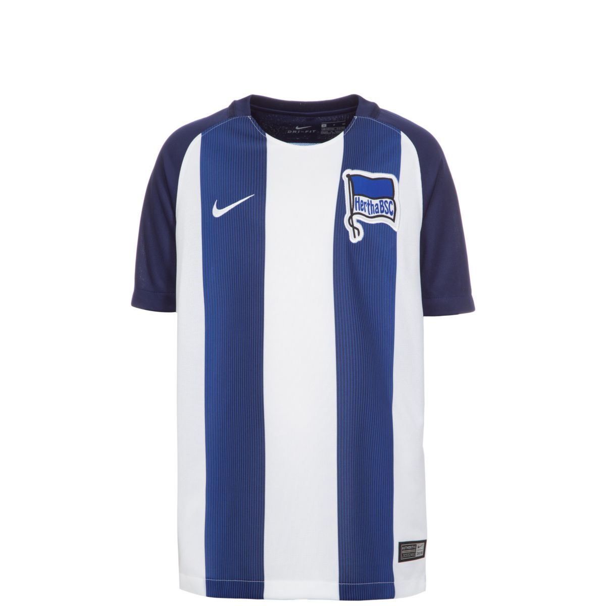 NIKE Hertha BSC Berlin Trikot Home Stadium 2016...