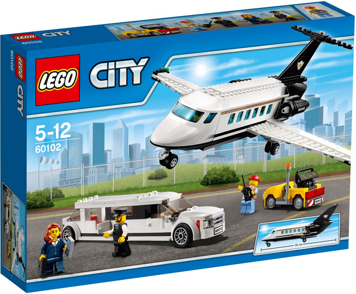 LEGO®, Airport VIP Service (60102), »LEGO® City«