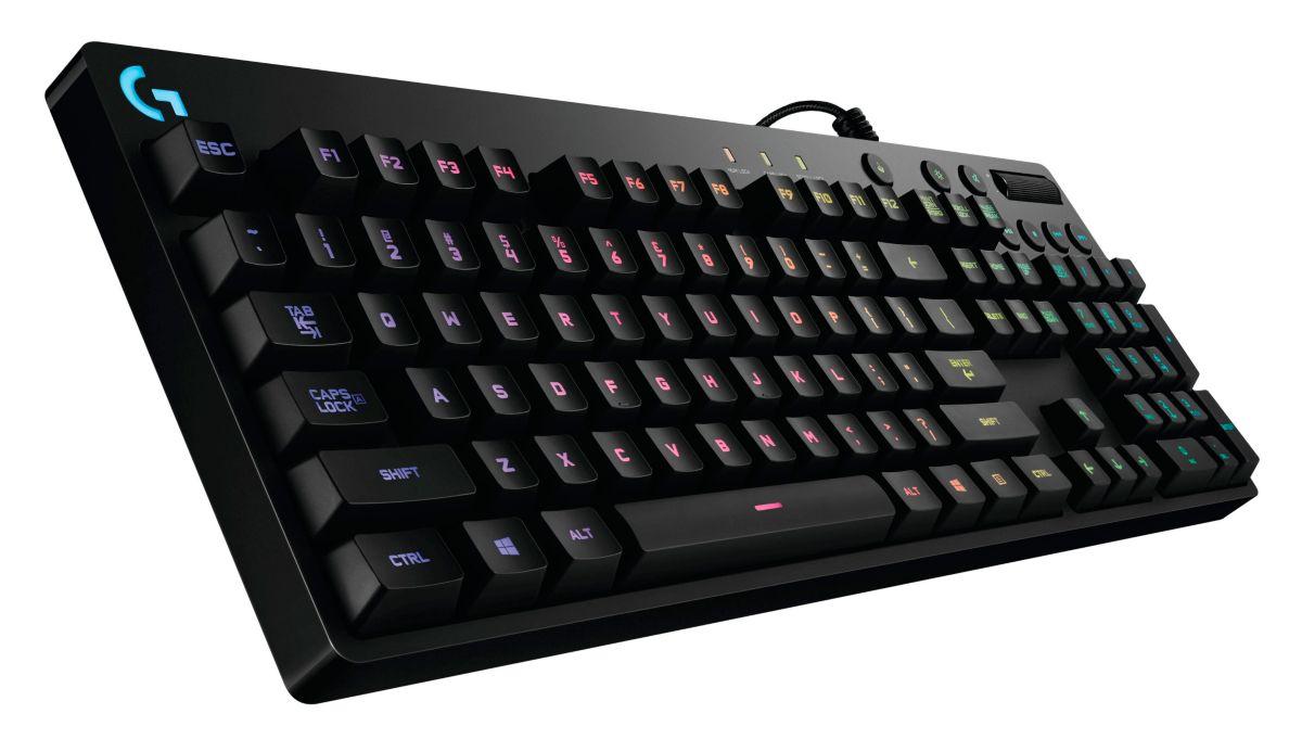 Logitech Games Gaming-Tastatur »G810 Orion Spec...