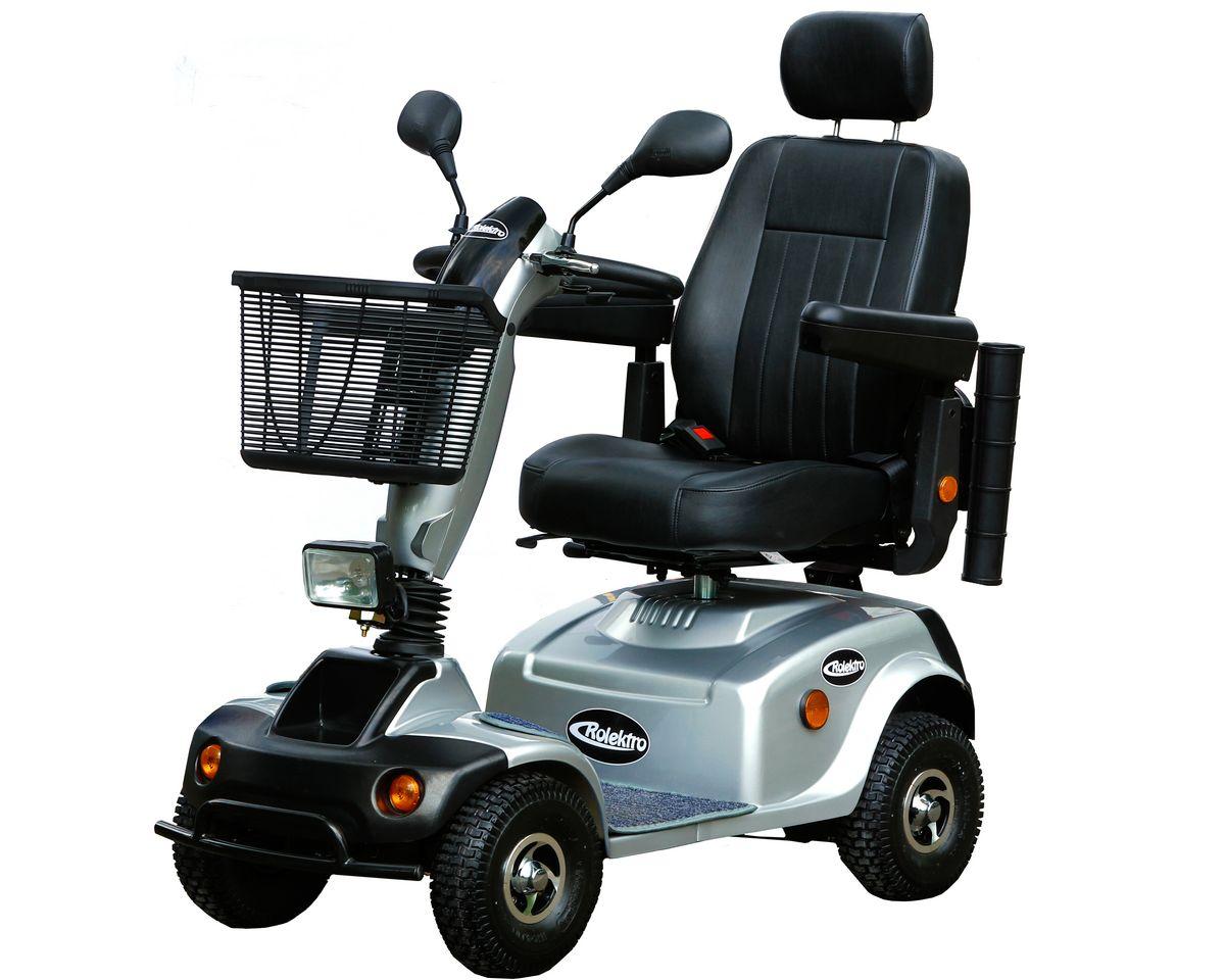 Vorschaubild von Elektromobil, 15 km/h, 800 Watt, »eco-Mobil 15«, Rolektro