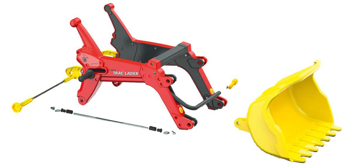 rolly toys® Frontlader, »rollyX Trac Lader Prem...