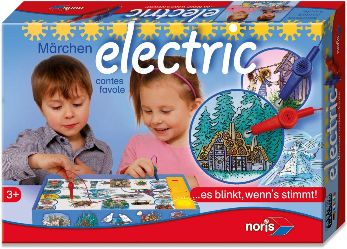 Noris Quizspiel, »Märchen Electric«