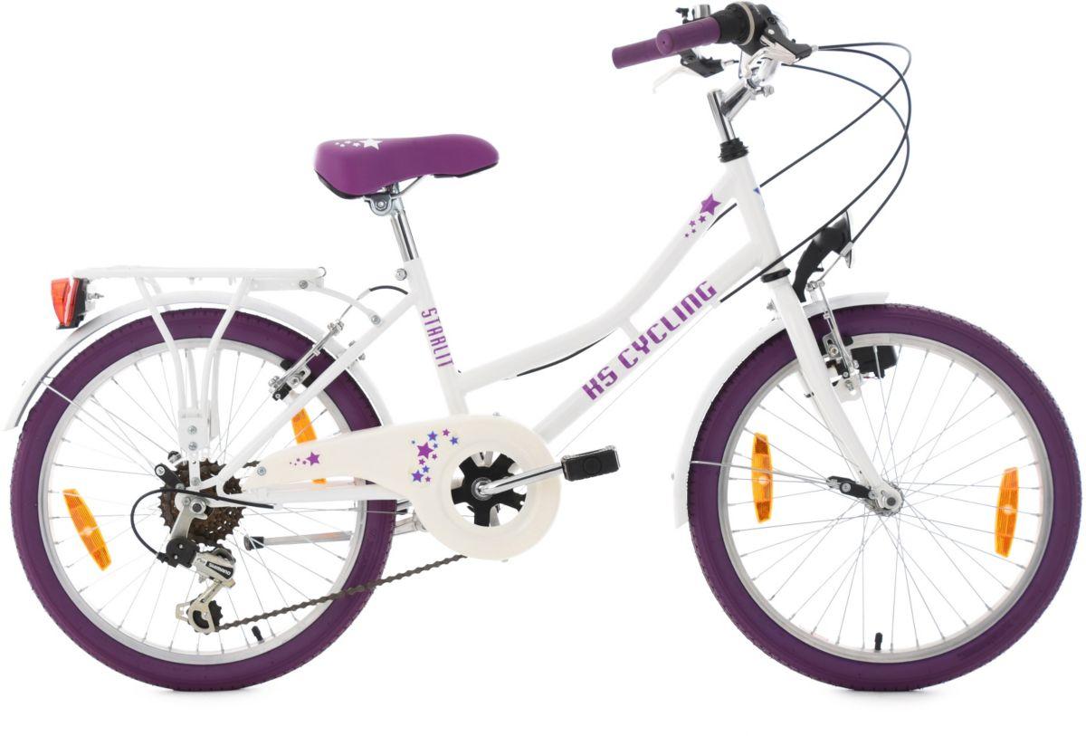 KS Cycling Jugendfahrrad, 20 Zoll, 6 Gang Shima...