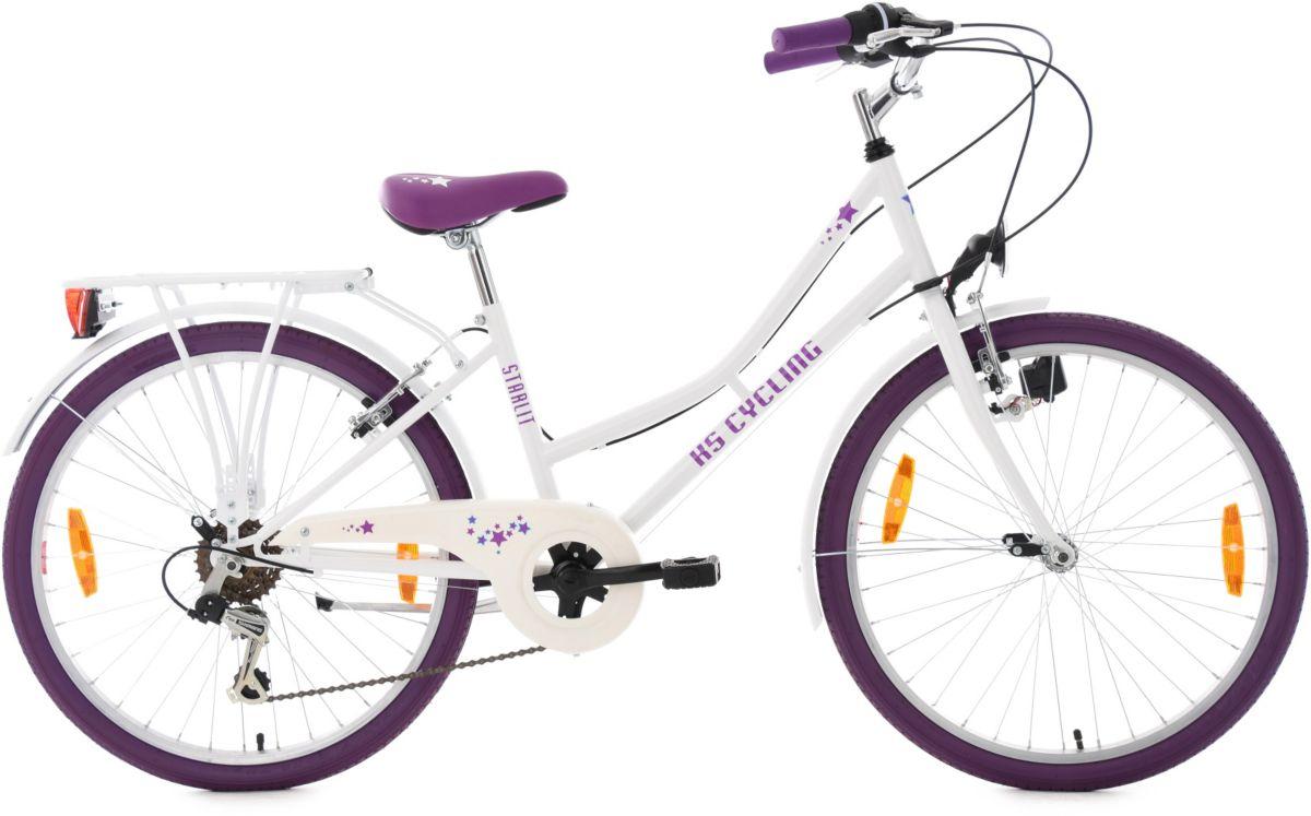 KS Cycling Jugendfahrrad, 24 Zoll, 6 Gang Shima...