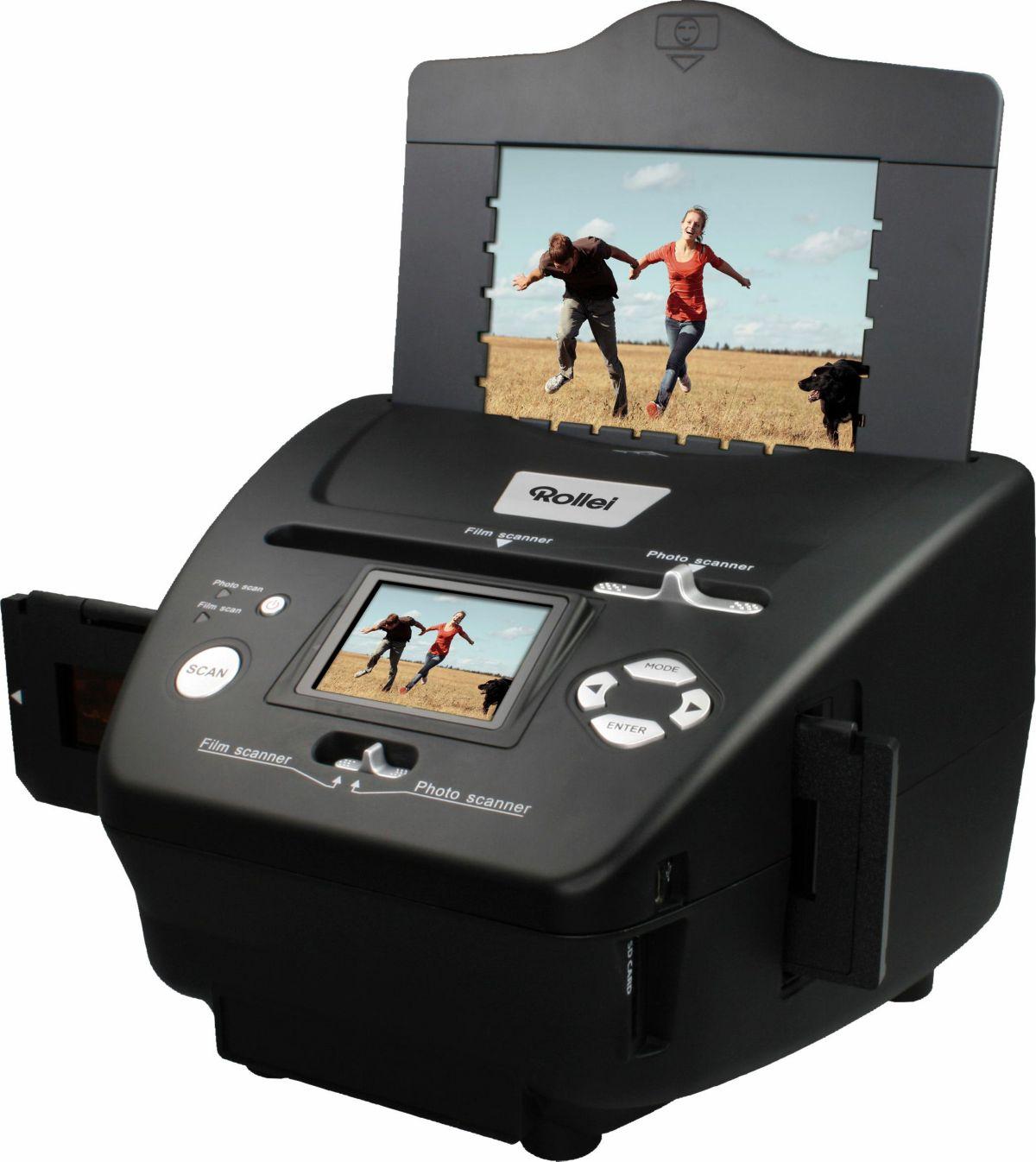 Rollei PDF-S240 Photo-Dia-Film-Scanner, 6,1 cm ...