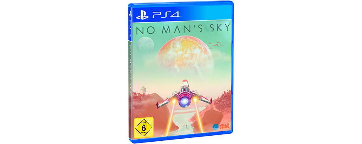 No Man´s Sky PlayStation 4