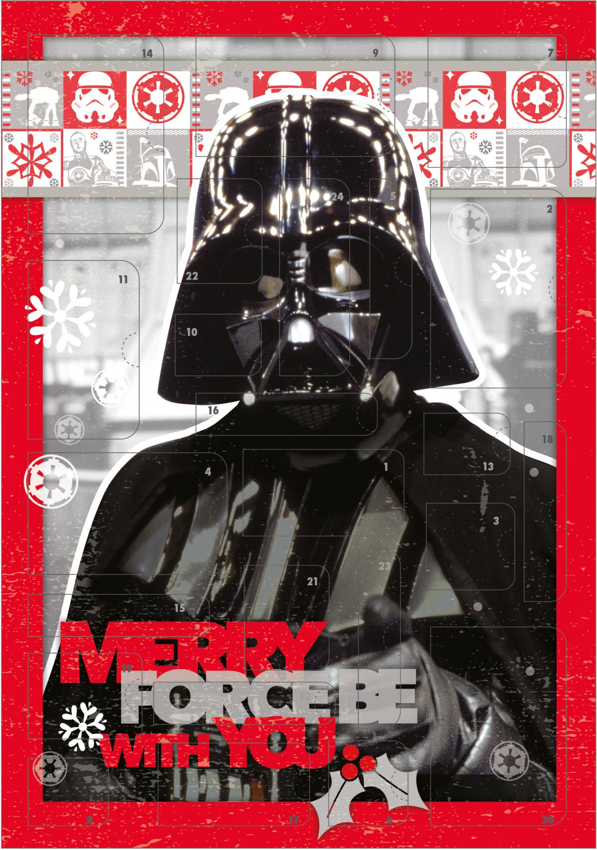 Adventskalender , �Star Wars?�