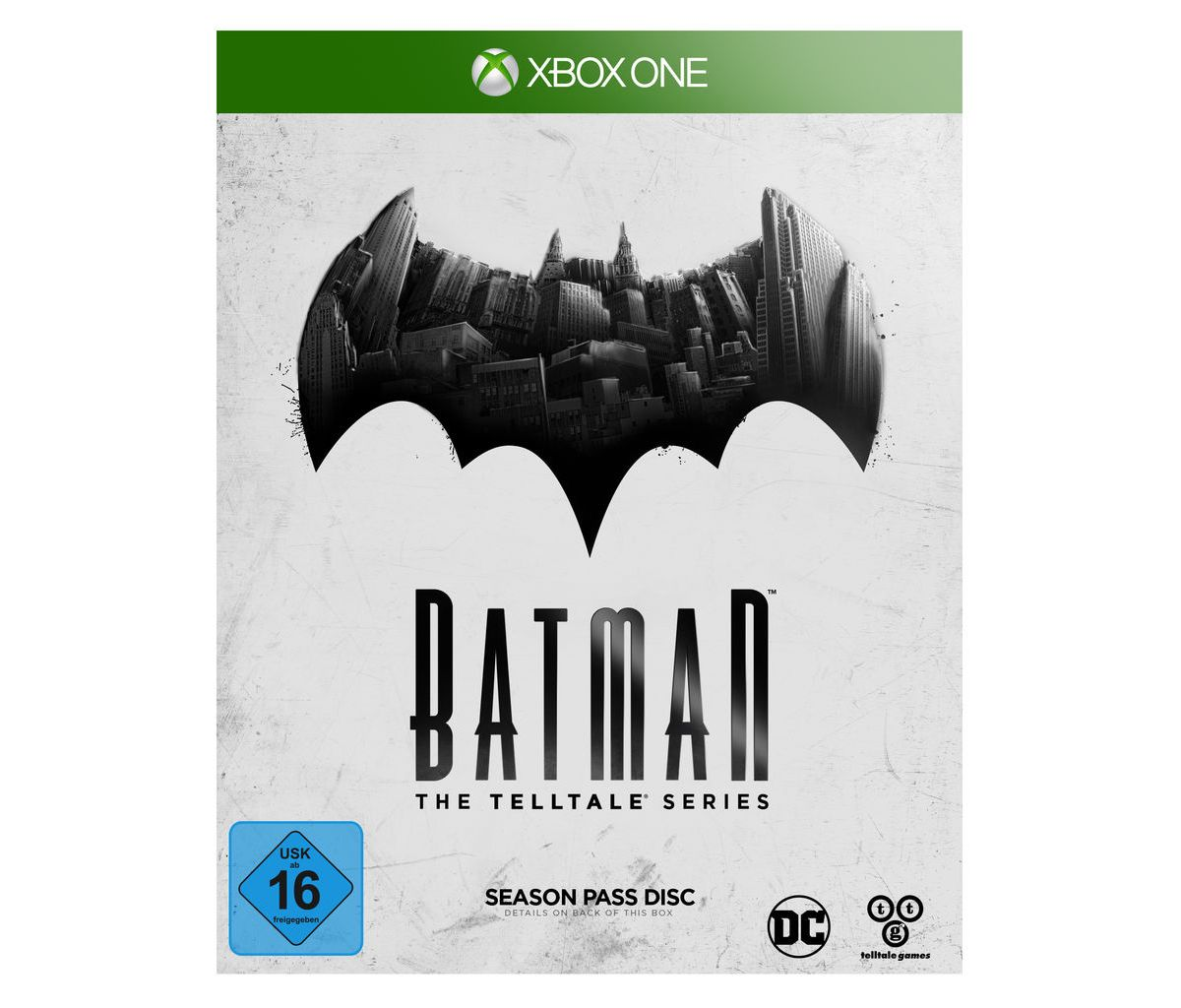 Warner Games XBOX One - Spiel »Batman: The Tell...