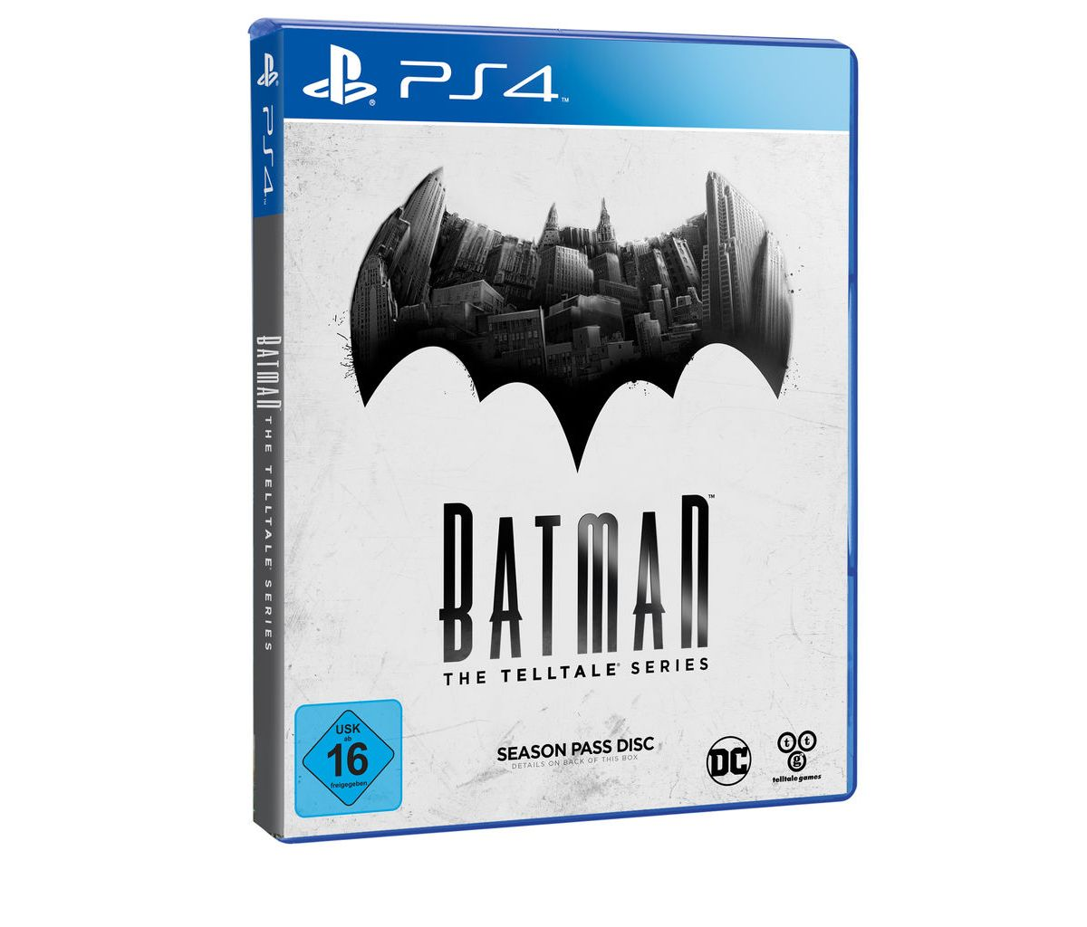 Warner Games Playstation 4 - Spiel »Batman: The...