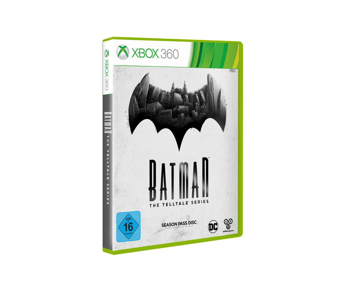 Warner Games XBOX 360 - Spiel »Batman: The Tell...