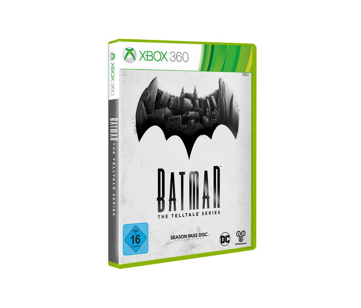 Warner Games XBOX 360 - Spiel »Batman: The Tell...
