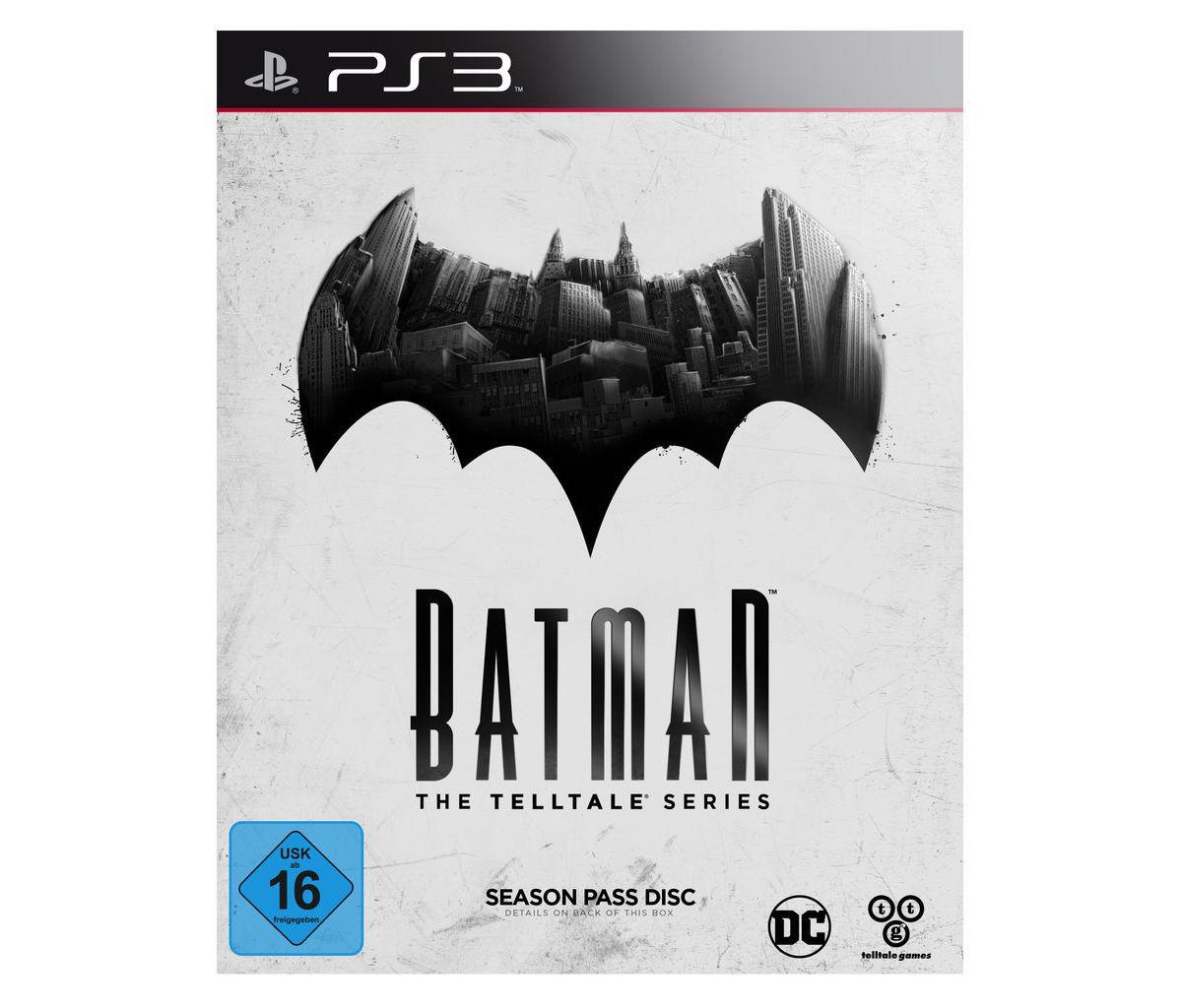 Warner Games Playstation 3 - Spiel »Batman: The...