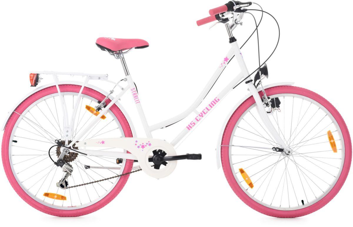 KS Cycling Jugend Fahrrad, 26 Zoll, 6 Gang Shim...