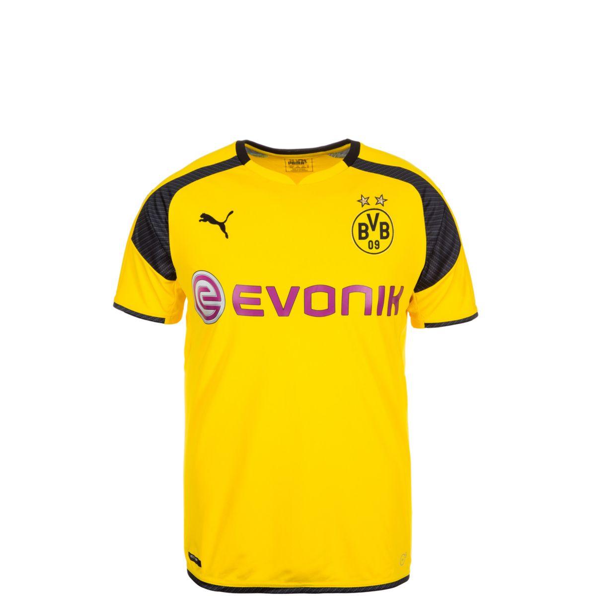 PUMA Borussia Dortmund Trikot Champions League ...