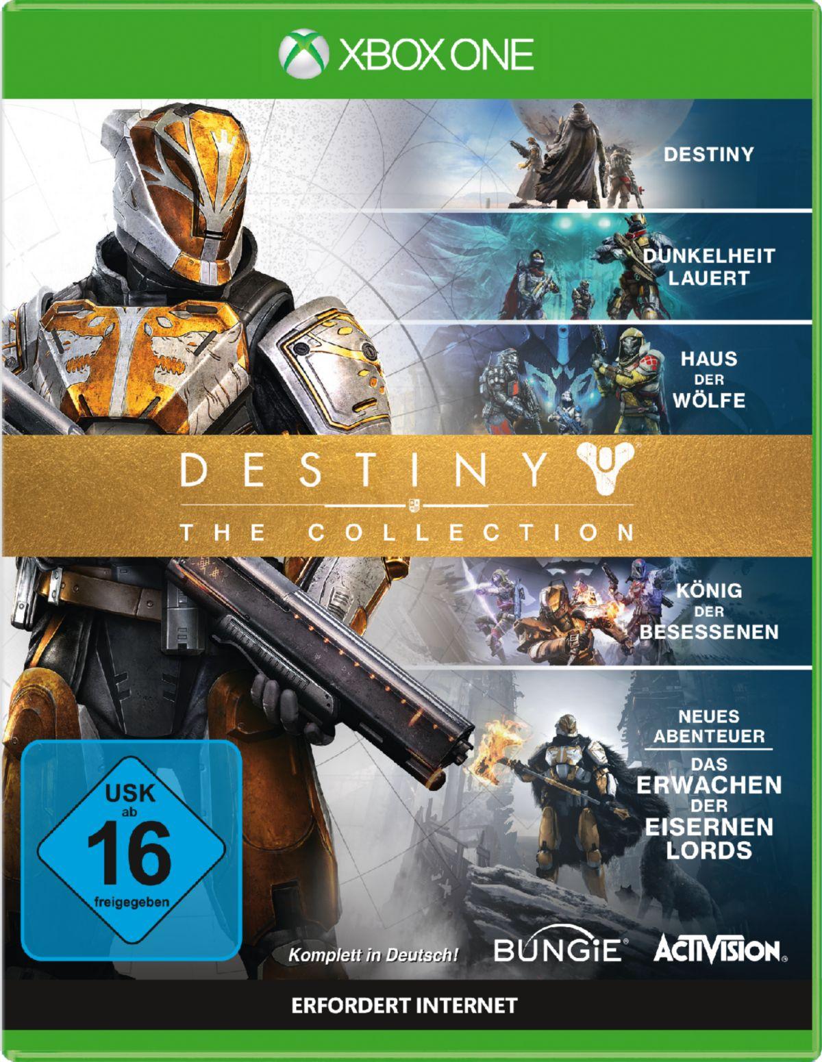 ACTIVISION BLIZZARD Destiny - The Collection »X...