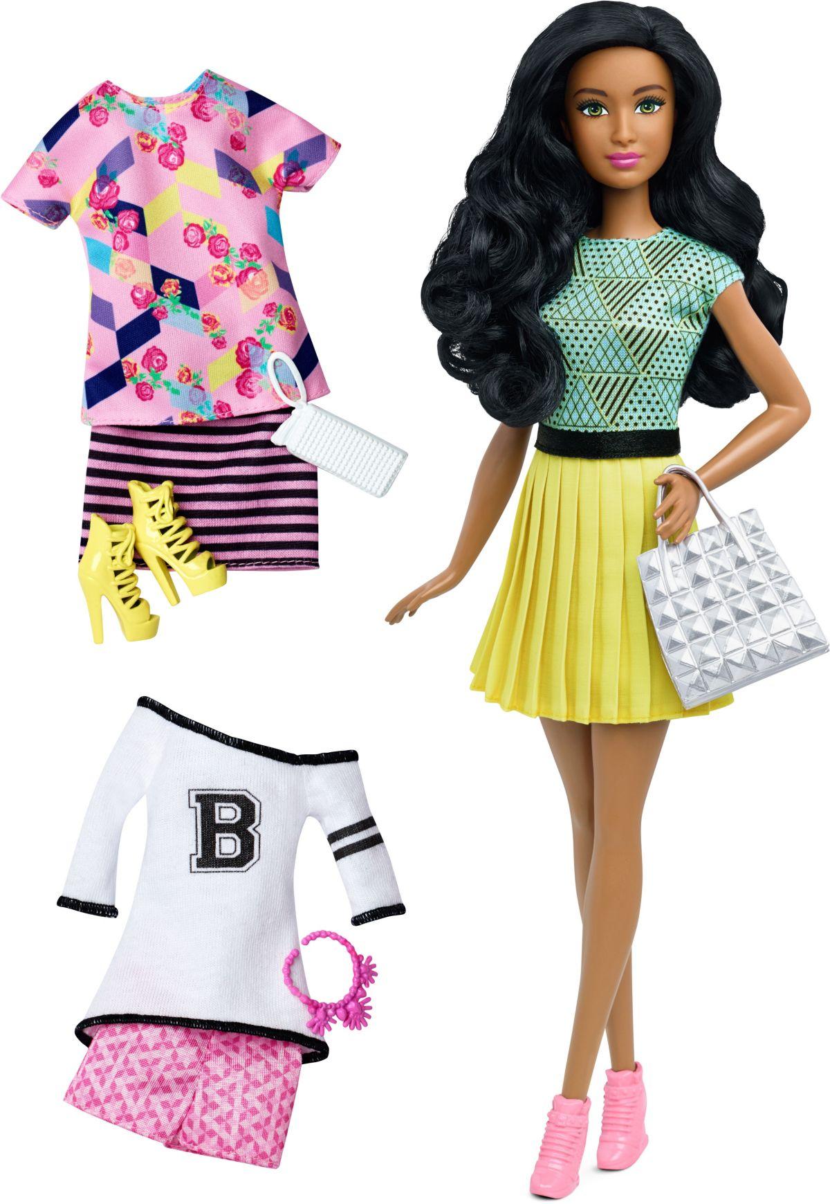 Mattel, Puppe, »Barbie Fashionistas, Style Pupp...