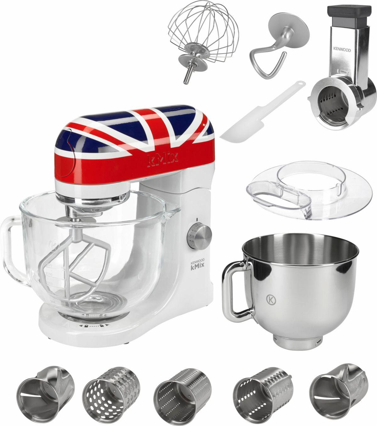 Kenwood Küchenmaschine kMix KMX50UJ - Gratis da...